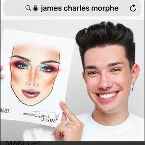 james  charles Morphe